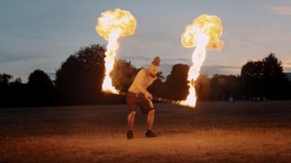 Firespin (Promo)